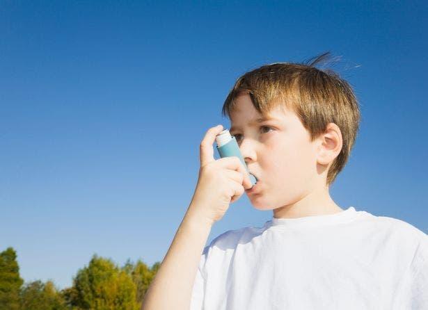 garcon asthmatique