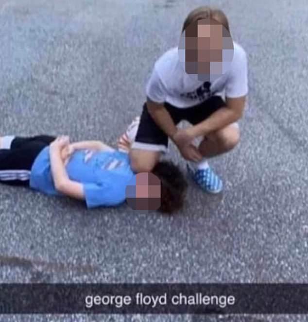 george floyd challenge
