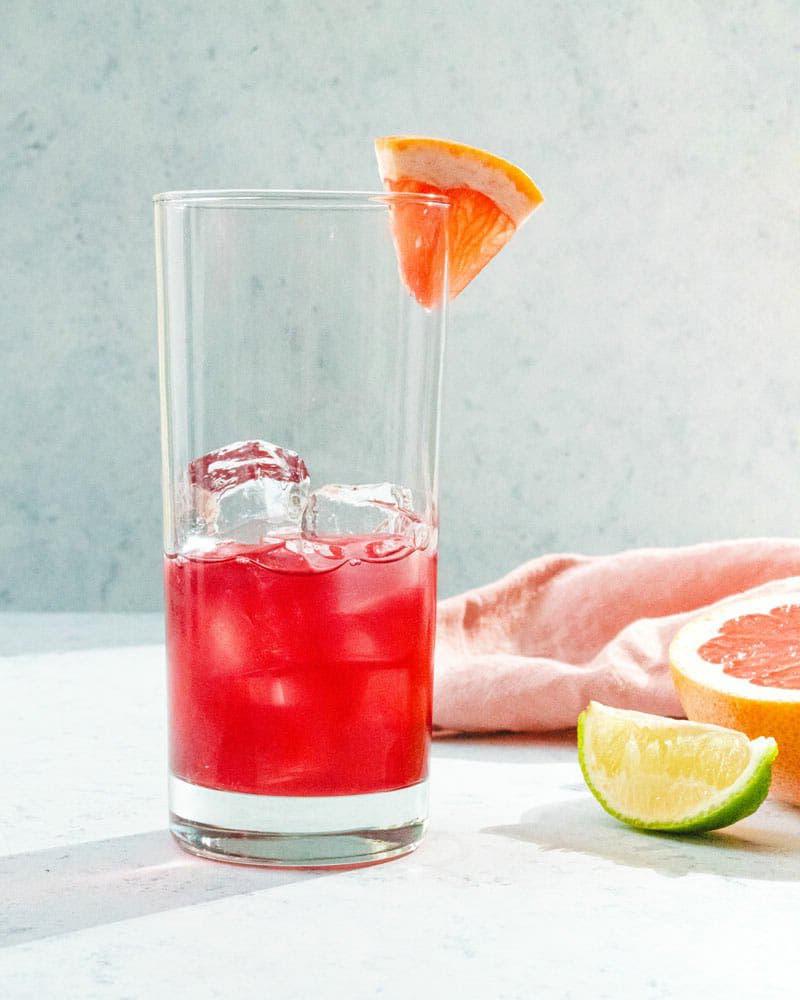glaçon verre