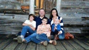 gracie et sa famille