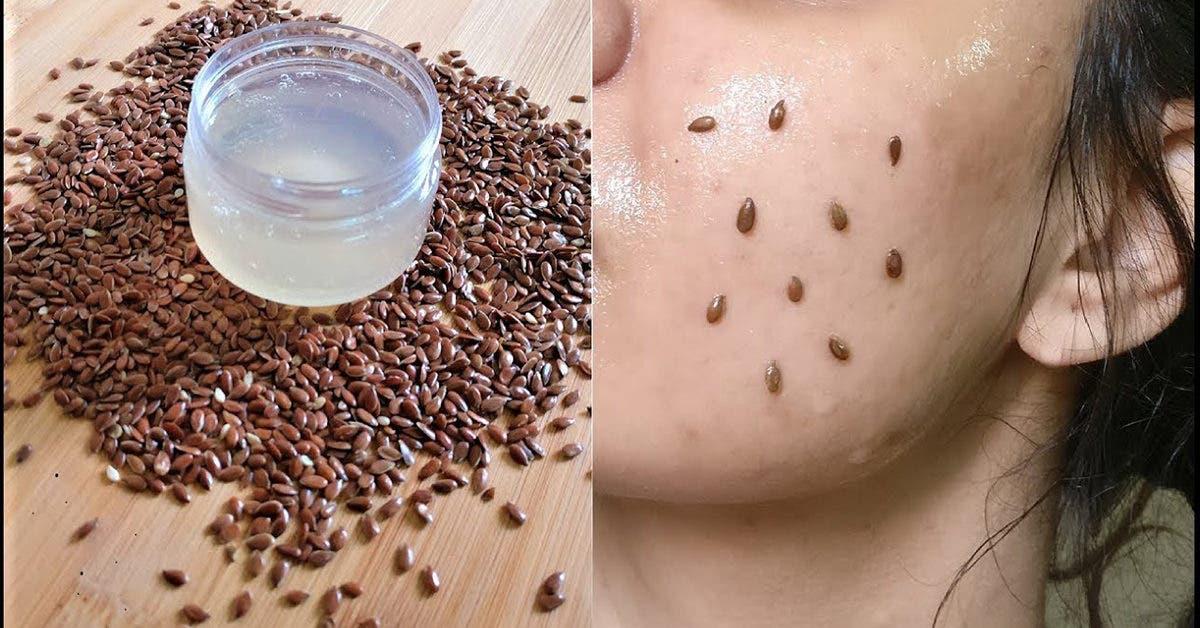 Graines de lin et ail : un élixir de jouvence à consommer pour une peau éclatante de jeunesse