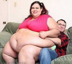 femme gros
