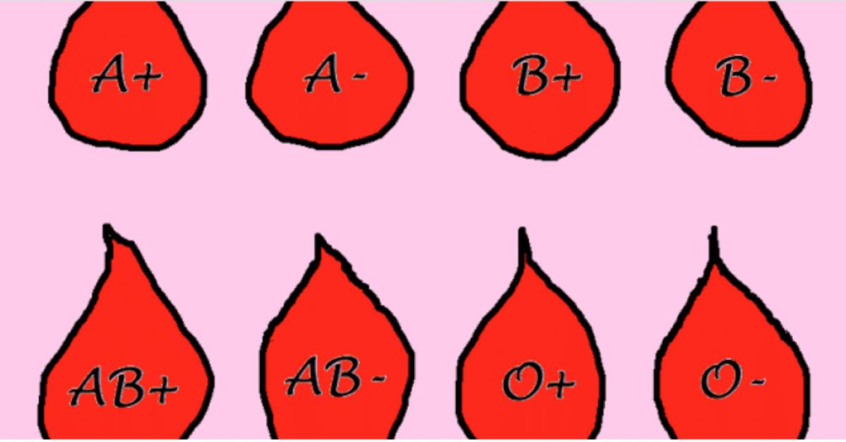 groupe sanguin 1