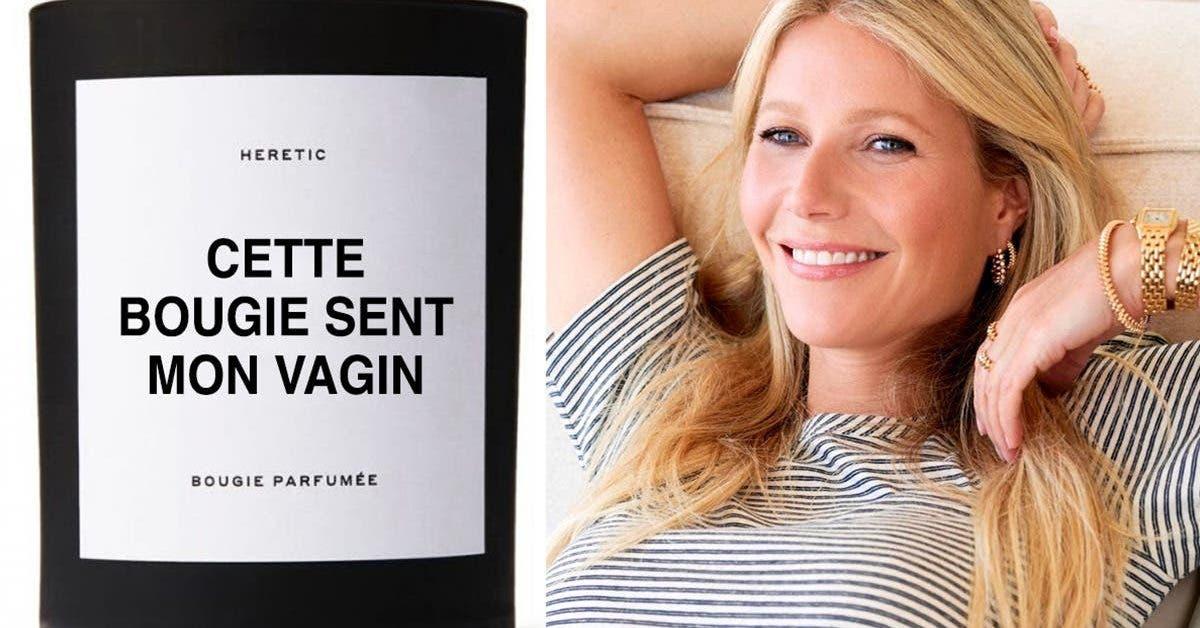 gwyneth paltrow vend des bougies parfumees a lodeur de son vagin 1