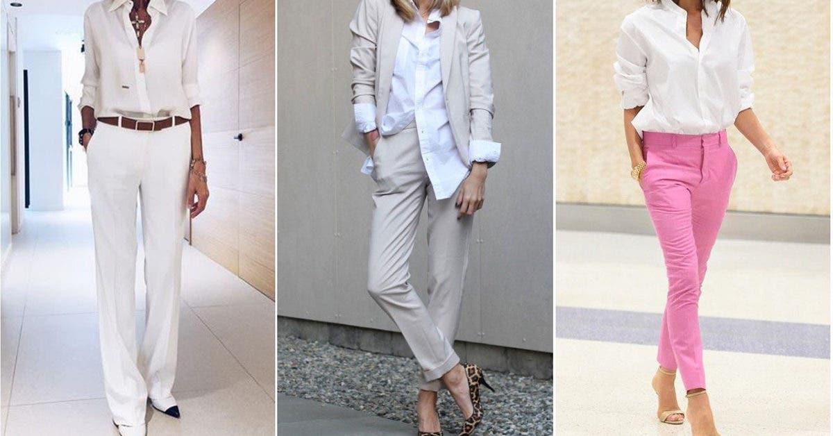 Quelle est la couleur idéale de soutien-gorge à porter avec des hauts blancs ?