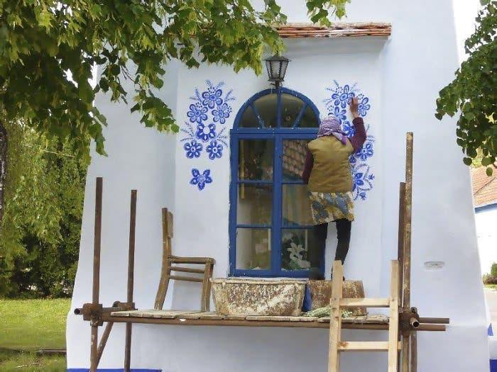house painting 90 year old grandma agnes kasparkova 14 59d334e885ebf 700 1