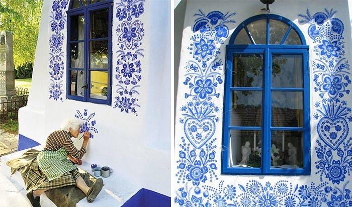 house painting 90 year old grandma agnes kasparkova 59d341d94202e 700 1