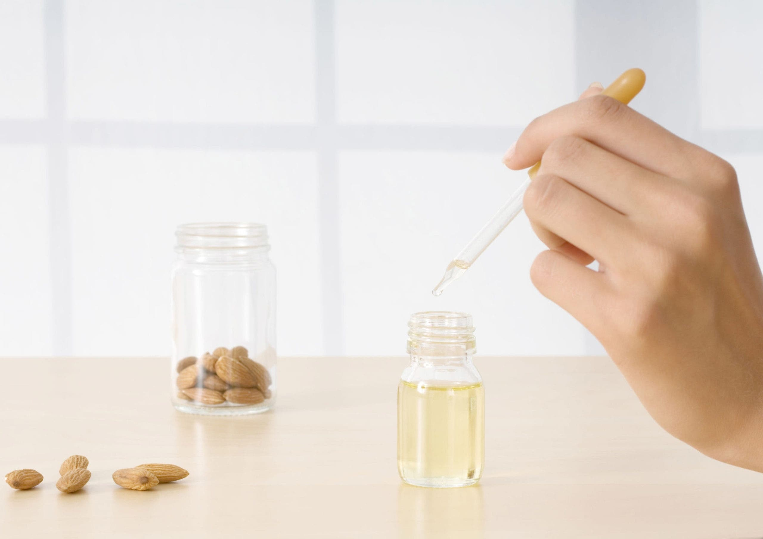 huile d'amande
