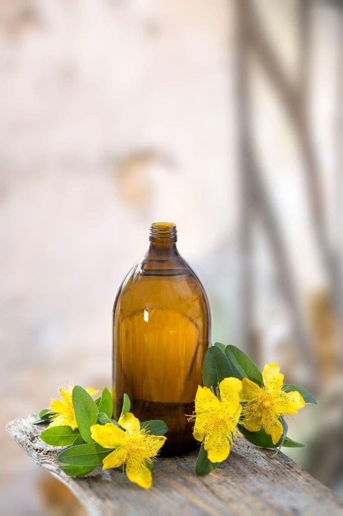 huile de millepertuis