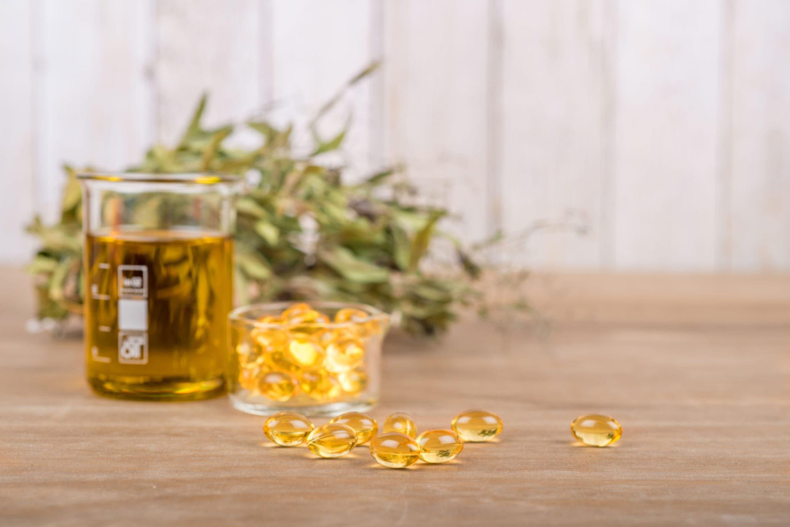 huile vitamine E