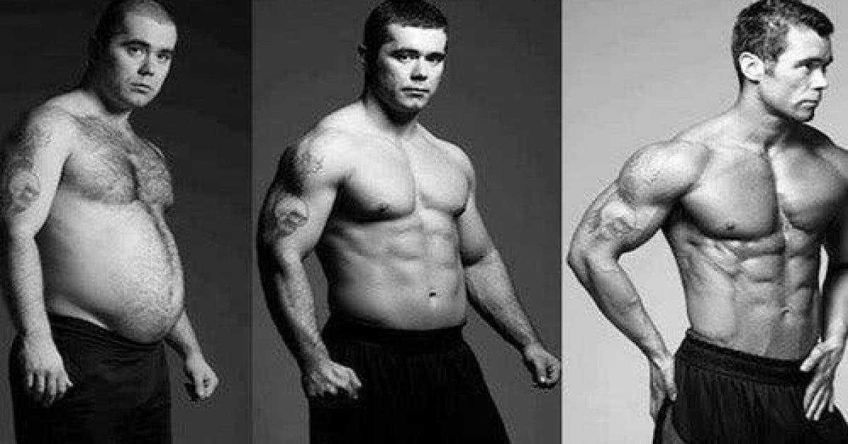 il a perdu 35 kilos voici son secret en 4 etapes 1