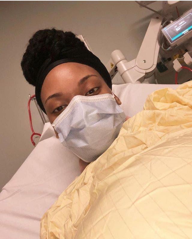 infirmiere enceinte