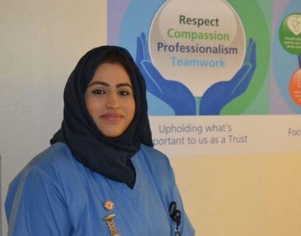 infirmiere nasreen