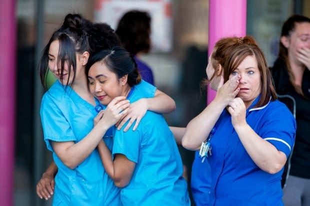 infirmieres en pleurs1