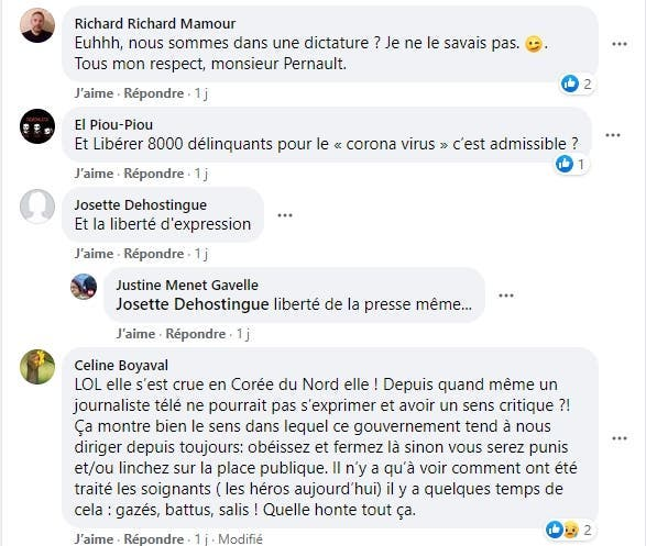 Jean-Pierre Pernaut menacé par le gouvernement