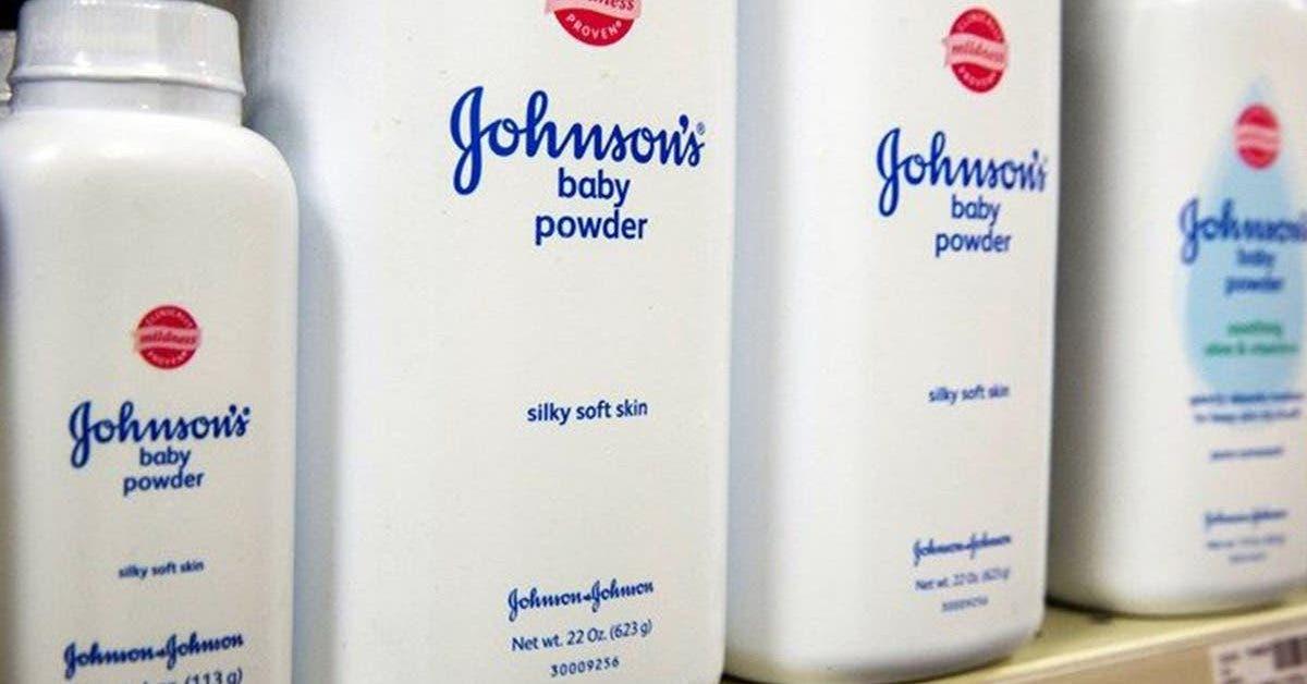 johnson johnson rappellent leur poudre pour bebe apres que les autorites aient decouverts des traces de matieres cancerigenes 1