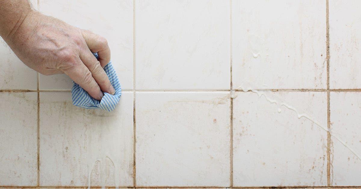 Joints de carrelages sales ? 7 astuces faciles pour les nettoyer