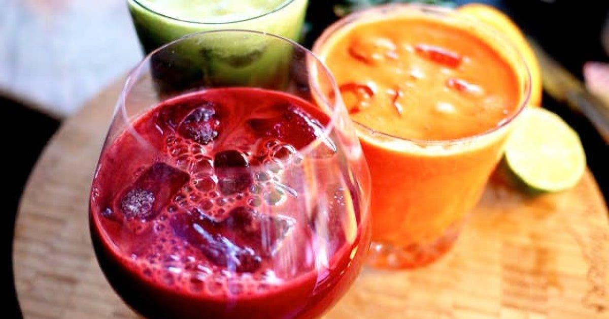 Les meilleures boissons pour évacuer les toxines et brûler les graisses naturellement !
