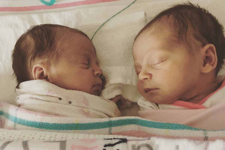 jumeaux de lauren