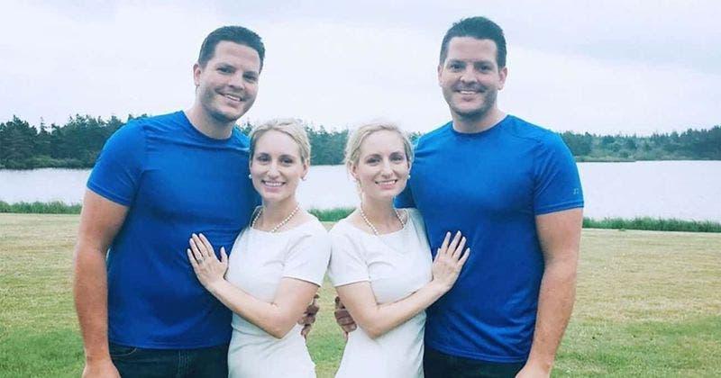 jumelles ont épousé des frères jumeaux
