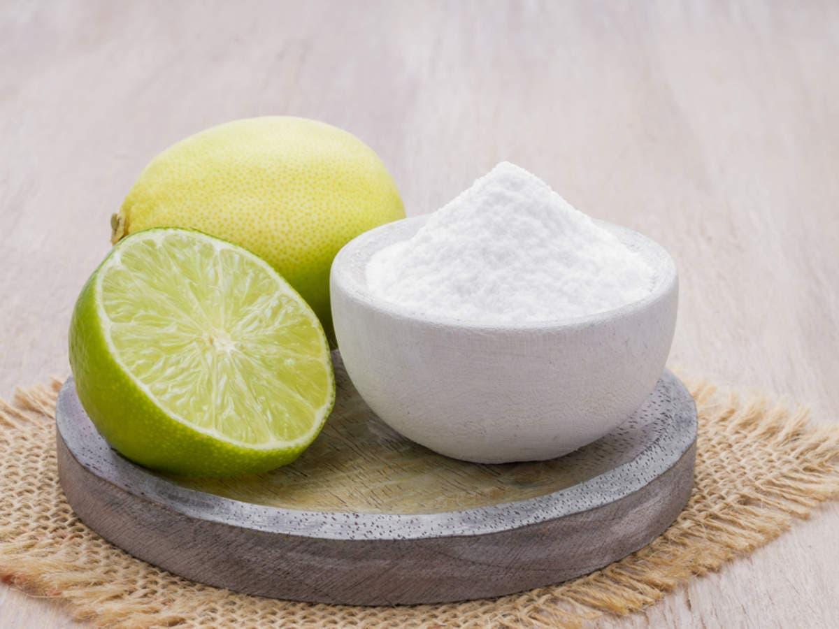 jus de citron sel