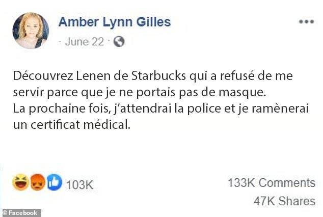 Un employé de Starbucks reçoit plus de 80 000 euros de pourboirs