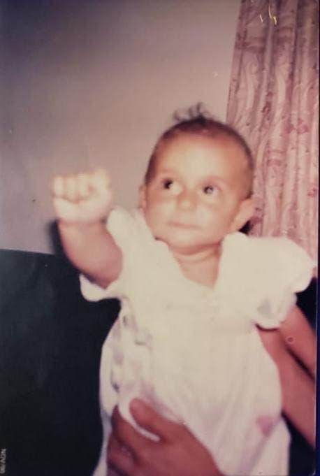karina bébé