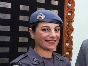 katia uniforme police