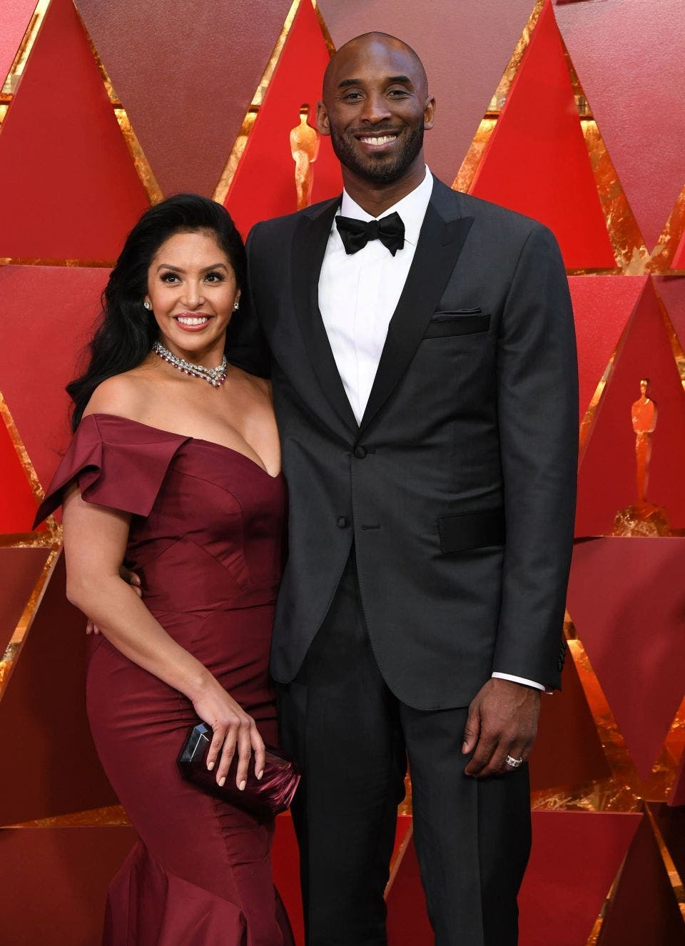 la femme de Kobe Bryant raconte l'enfer