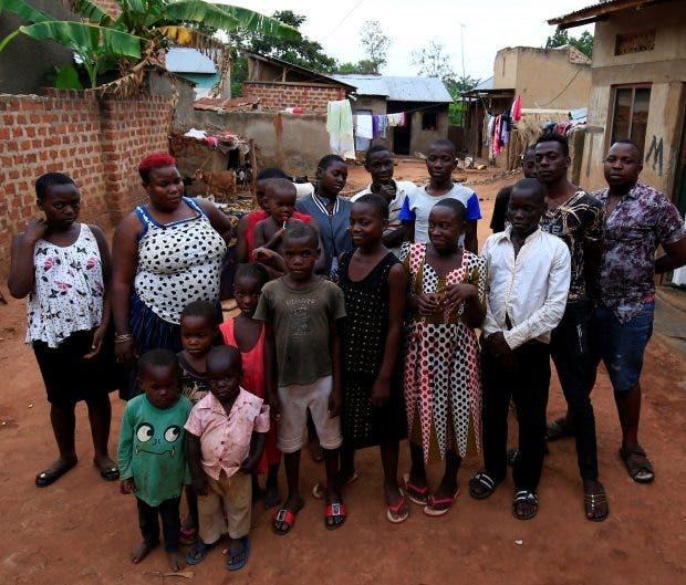 À 36 ans, la femme la plus fertile au monde a 44 enfants