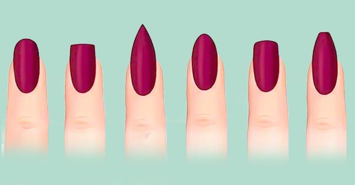 la forme de votre ongle prefere revele des choses tres vraies sur votre personnalite 1