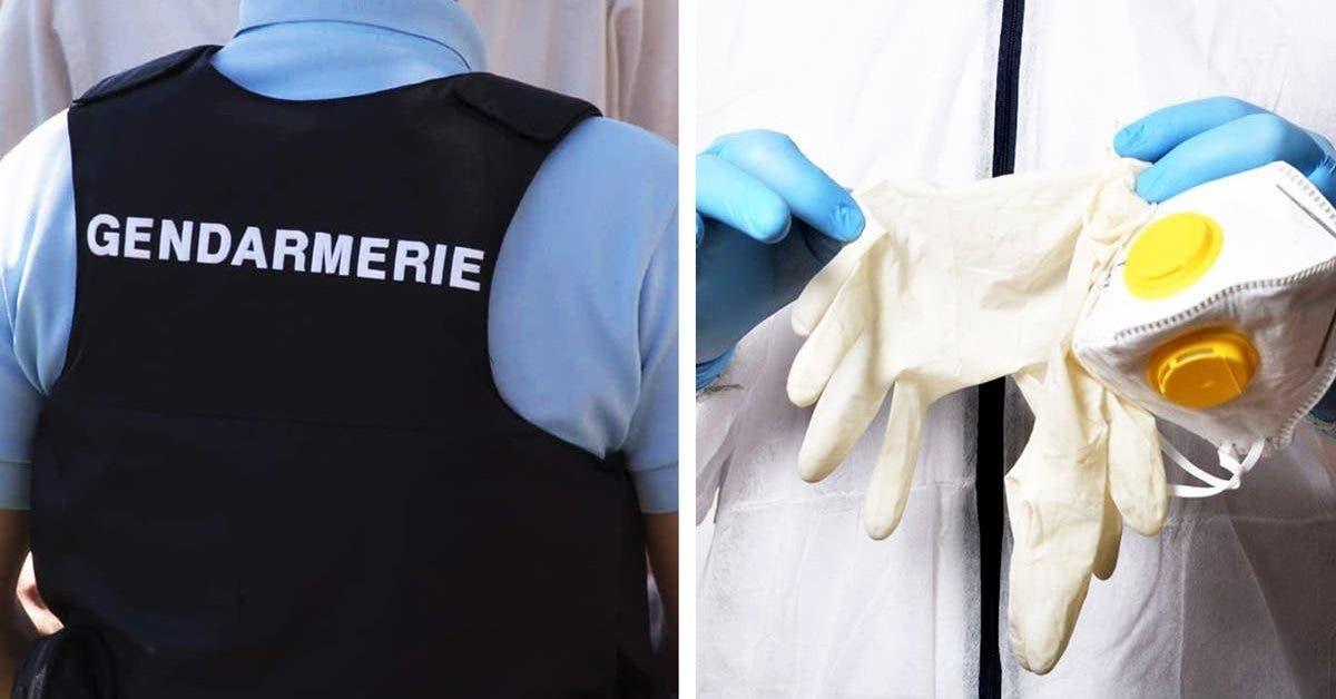la-gendarmerie-met-en-garde-contre-une-nouvelle-arnaque-depuis-larrivee-du-coronavirus