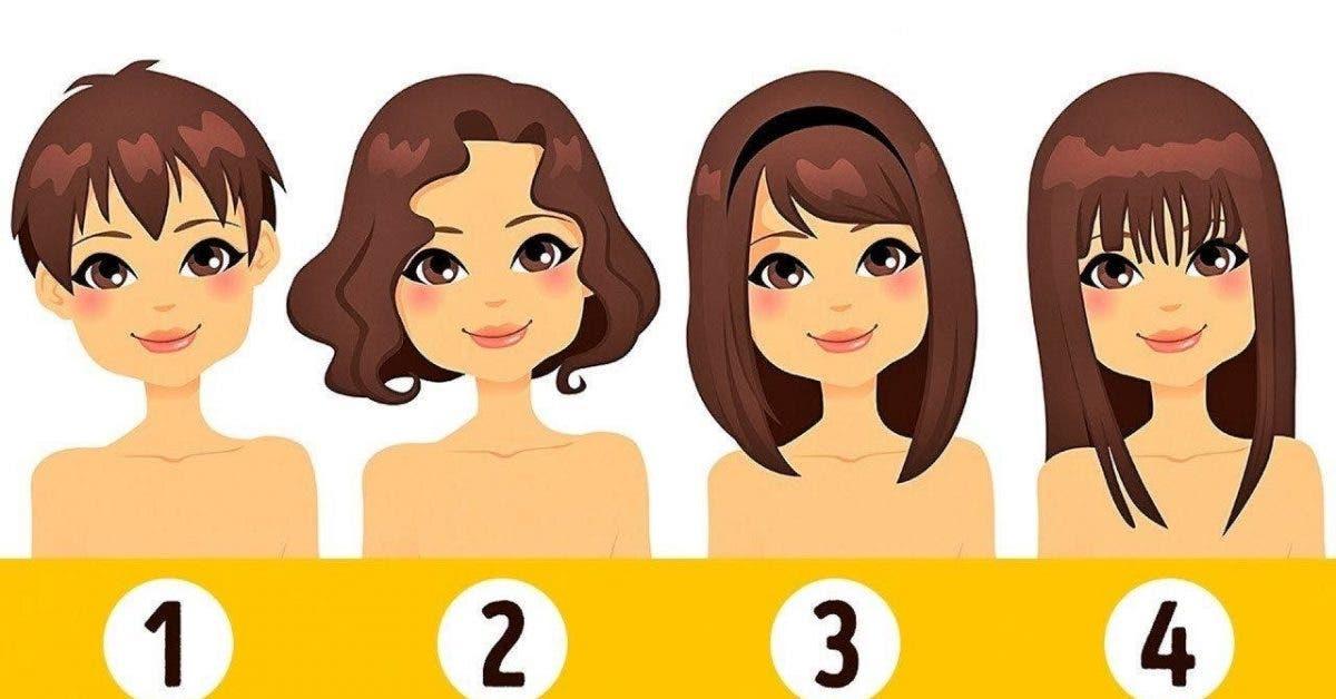 La longueur de vos cheveux