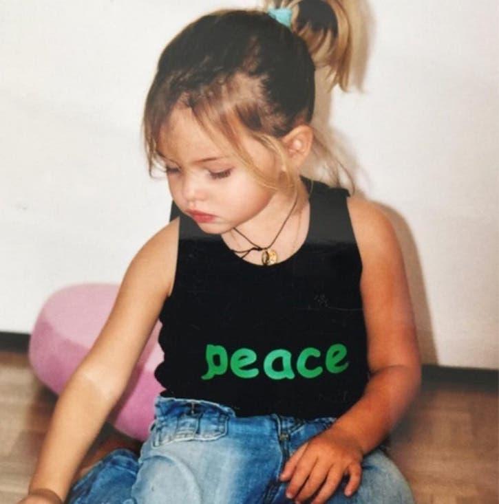 la « plus belle petite fille au monde