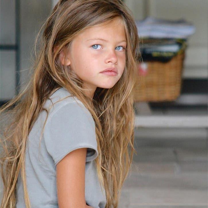 la plus belle petite fille au monde