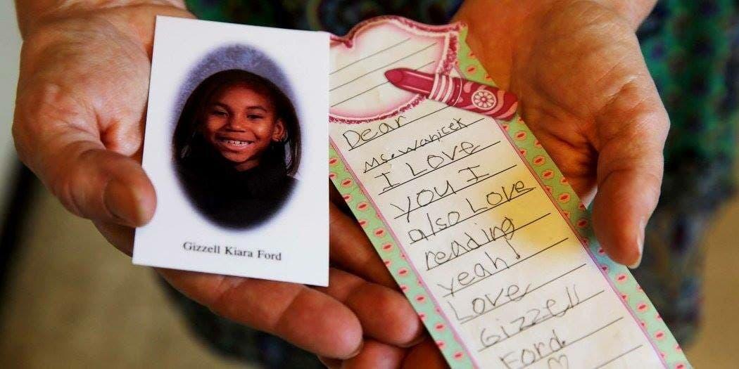 Cette fille de 8 ans a été torturée à mort