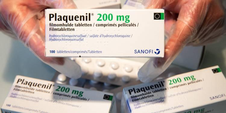 la revue prescrire alerte sur la dangerosite potentielle de la chloroquine 1 1