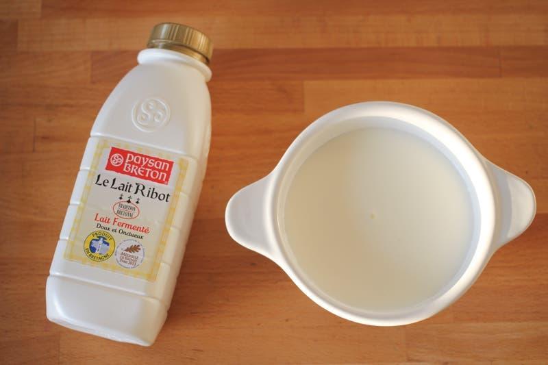 lait ribot