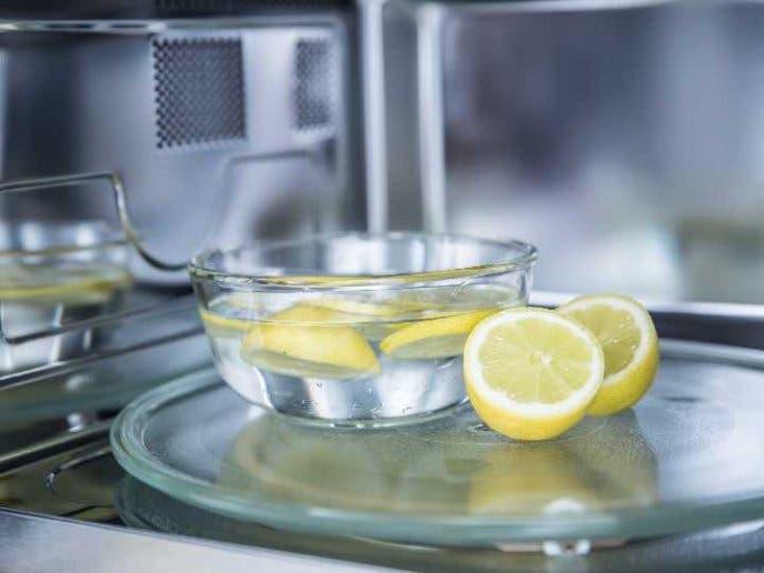laver micro onde