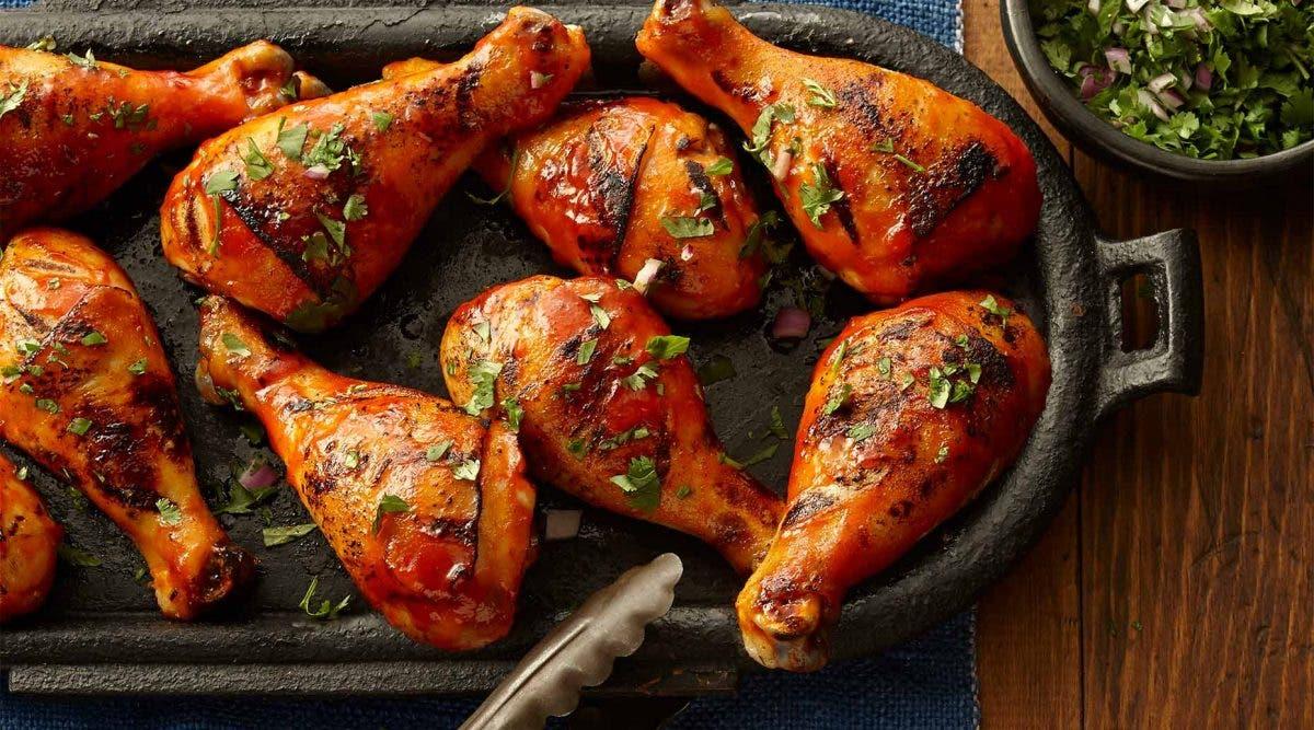 régime poulet