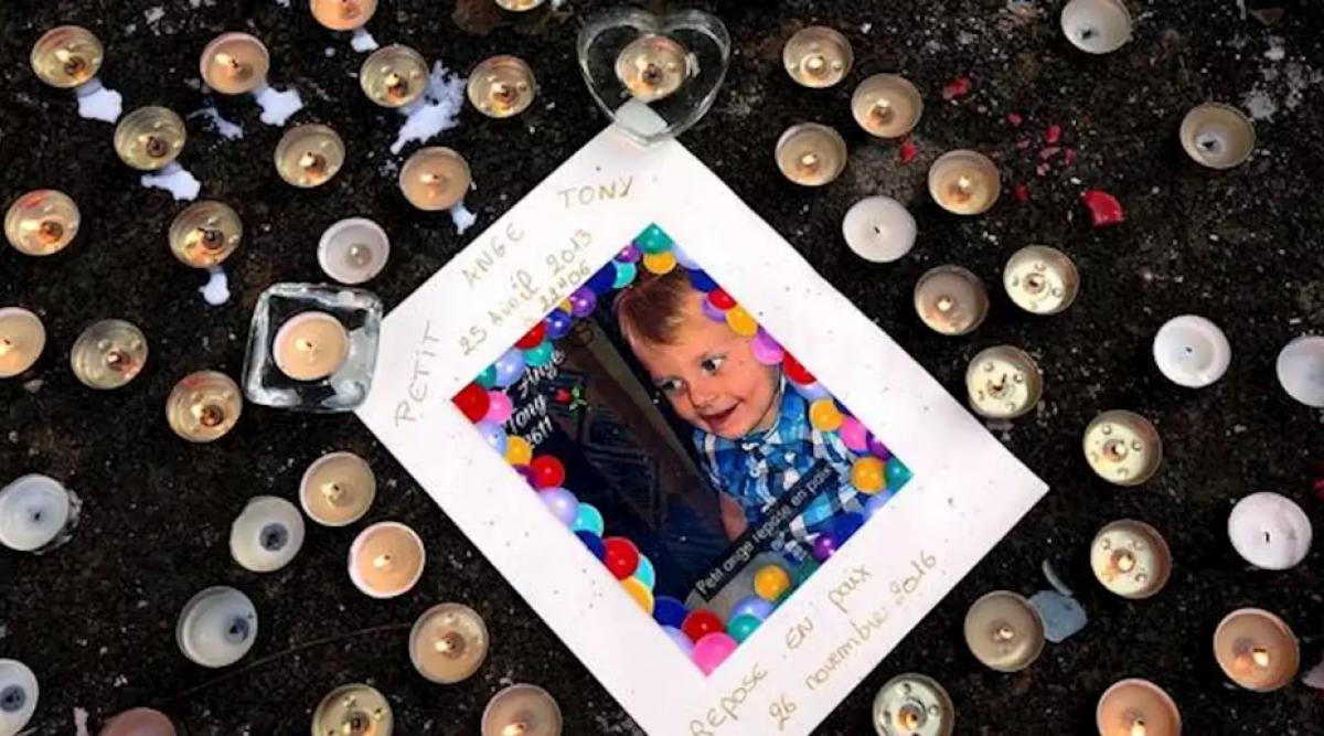 le pauvre petit garçon est décédé