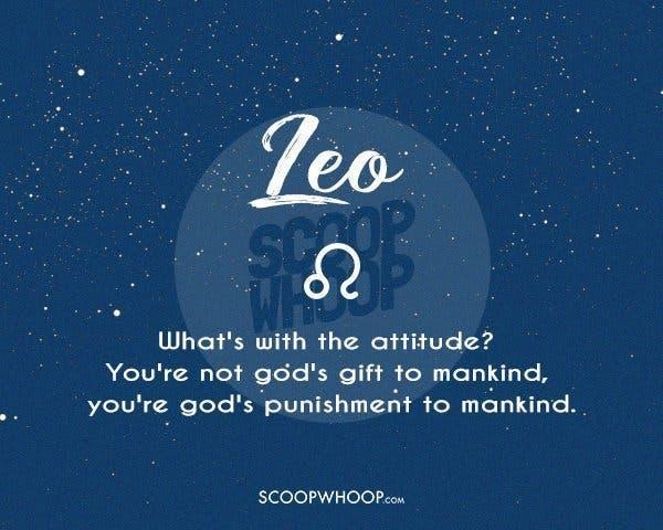 le portrait le plus dur mais le plus sincère sur chaque signe du zodiaque