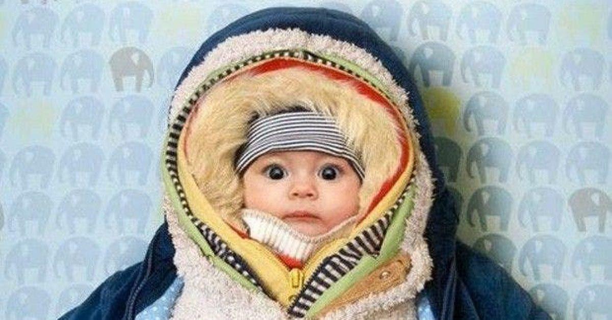 le premier hiver de bebe 1