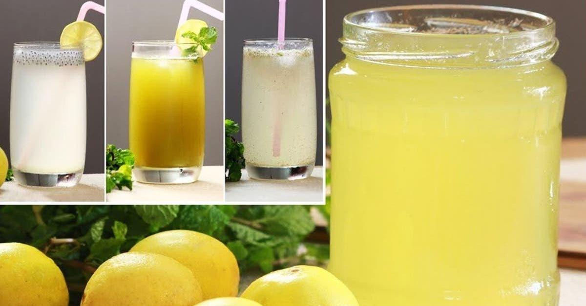 le régime Detox au citron du Docteur Beyer pour éliminer 3 kilos en une semaine
