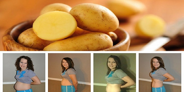 le r gime de pommes de terre une perte de poids incroyable. Black Bedroom Furniture Sets. Home Design Ideas