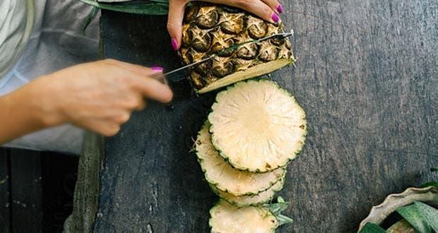 Le r gime magique base d ananas for Regime ananas