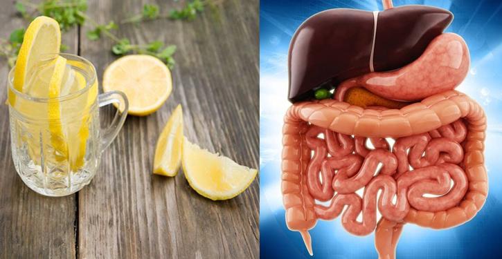l'eau au citron peut guérir votre corps