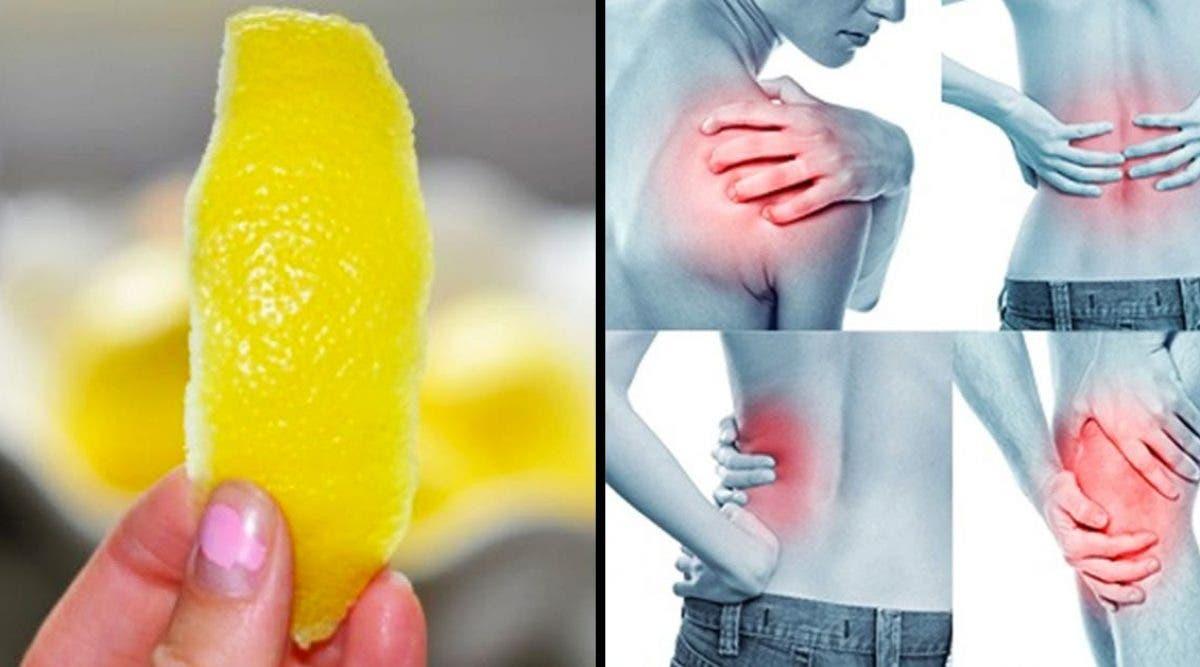 arthrose citron