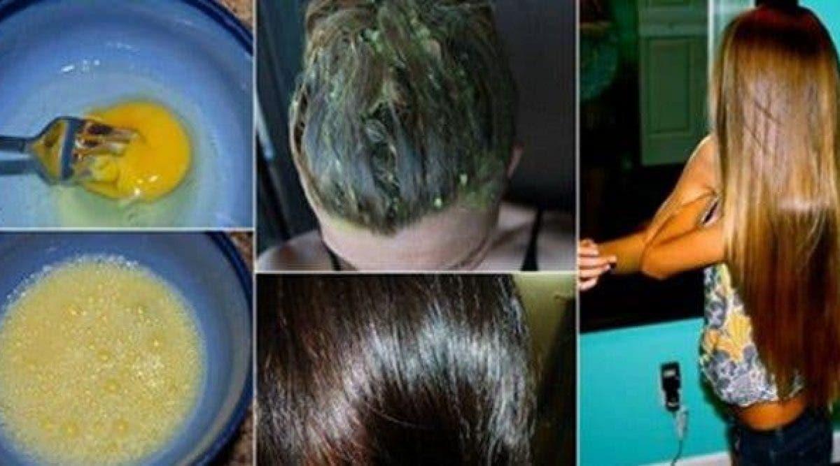 masque pousse des cheveux plus rapide
