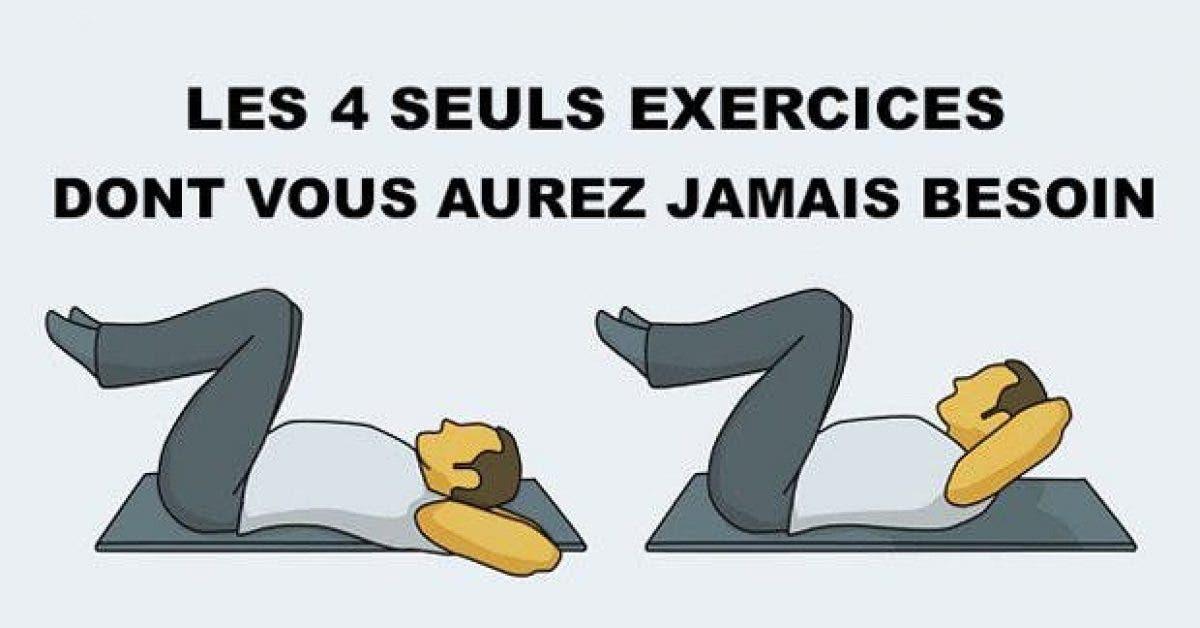 les 4 exercices meilleurs exercices pour un corps parfait1 1
